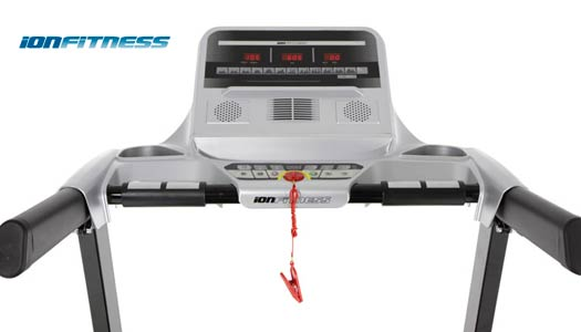 Consola cinta correr Ion Fitness Corsa T1
